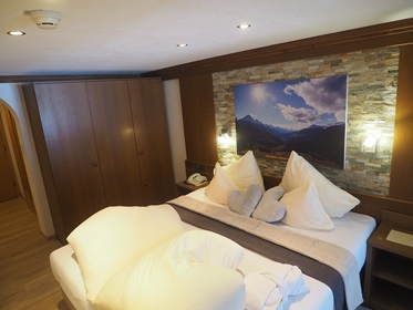 Juniorsuite, Hotel Tirolerhof, Nauders, Tirol