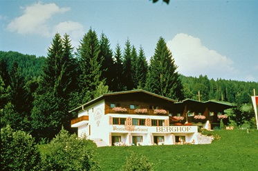 Hotel-Pension Berghof in Söll
