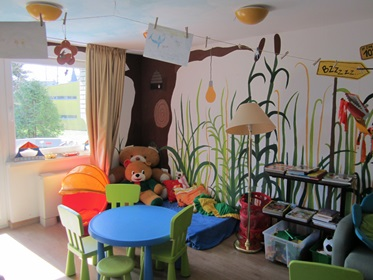 Kids Club in Hotel Savica, Bled