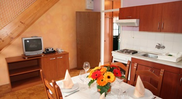 Appartement Superior, Terme Catez