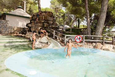 Zwembad, Camping Castel Montgri, L